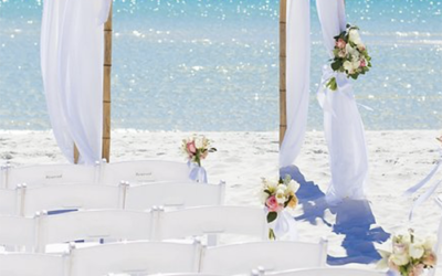 850 Event Rentals for your 30A & Destin Wedding
