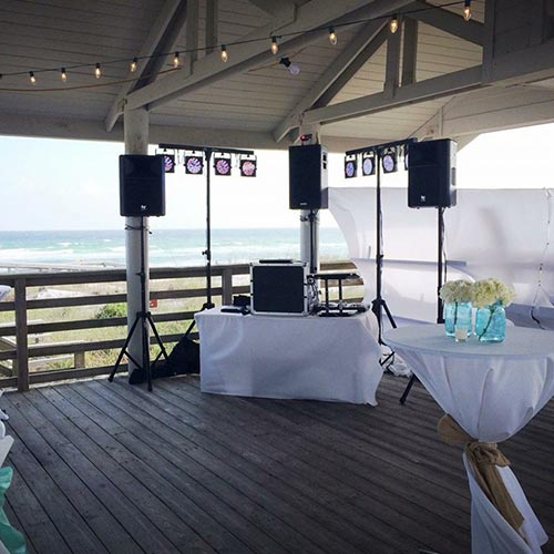 destin 30a wedding dj