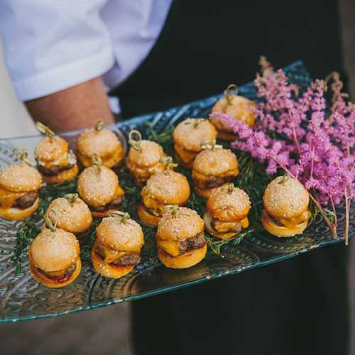 destin 30a wedding catering
